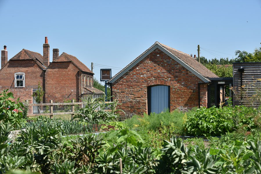 The Woodspeen Restaurant and Cookery School