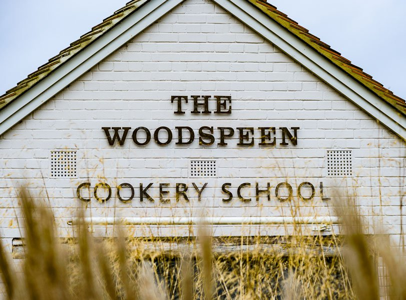 The Woodspeen cookery school