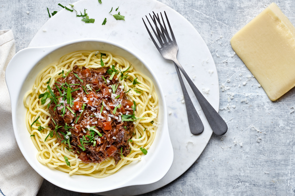 Beef Cheek Bolognaise